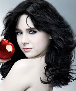 Black hair color by Alessandra Torresani - caprica