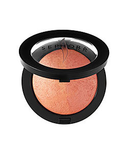 Sephora Collection Microsmooth Blush tangerine shade
