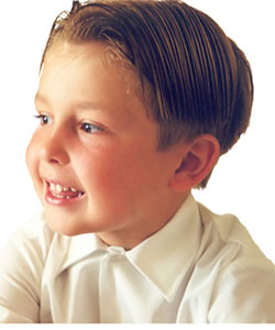 Kids Hair Style Kids Hair Style Picture  Short And Straight