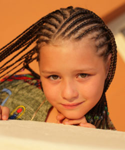 Braids For Kid - Hair Braiding for Teen and Children
