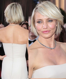 Cameron Diaz Bob Hairstyles For Women Over 40s Pictures to pin on ...