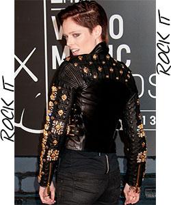 kate winslet fashion look in Bazaar Magazine april 2013