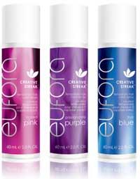 creative streaks temporary color spray