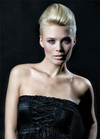 Dominique Rinderknecht - Miss Switzerland 2013