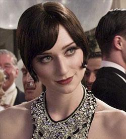 Surprising 1920S Hairstyles Gatsby Inspired Short Hairstyles Gunalazisus