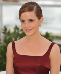 Emma Watson at the 66th Festival de Cannes