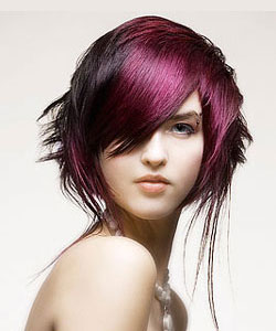 Black Hair Color Ideas