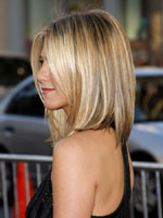 honey blonde highlight