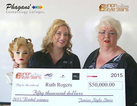 Ruth Rogers - Junior Style Stars Winner 2015