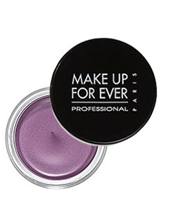 example from Makeup Forever lilac