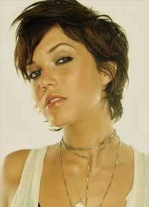 mandy moore lighter brown color