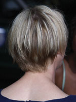 Renee Zellweger haircut back view