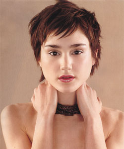 Easy Short Hair Styles Alluring Get Easy Hair Styles With Short Hair