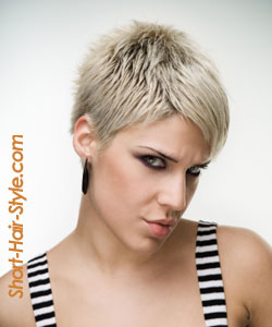 Peachy Short Ash Blonde Hair Cuts Short Hair Fashions Short Hairstyles For Black Women Fulllsitofus