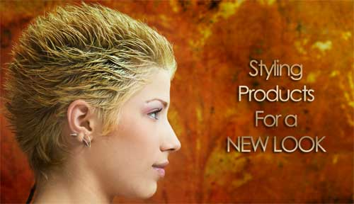 Hair Style Equipment: Styling Products For A New Look