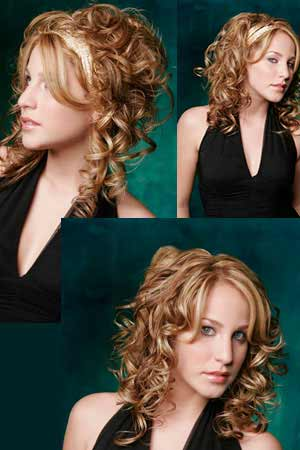 styling curly hair into ultimate s wave curls