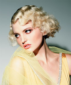 Cool 1920S Hairstyles Gatsby Inspired Short Hairstyles Gunalazisus
