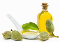 almond oil for scalp to stimulate circulation
