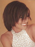 Soft and Casual Bob with Choppy Layers