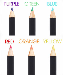 colored eyeliners