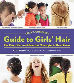 guide to girls hair book