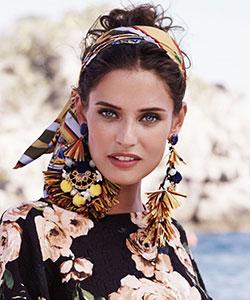 stylish headscarf