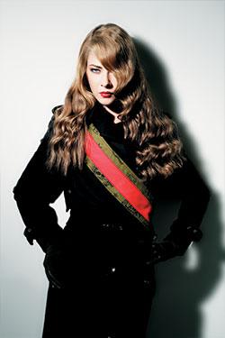 clip-in hair extension wavy long hair