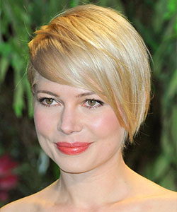 longer pixie with wider side bangs