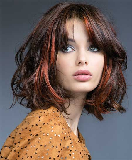 midlength bob hairstyle
