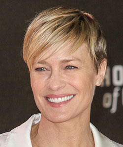 short hair for mature woman