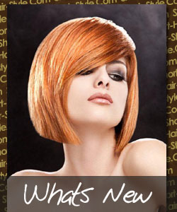 whats new - hair red copper by Egidio