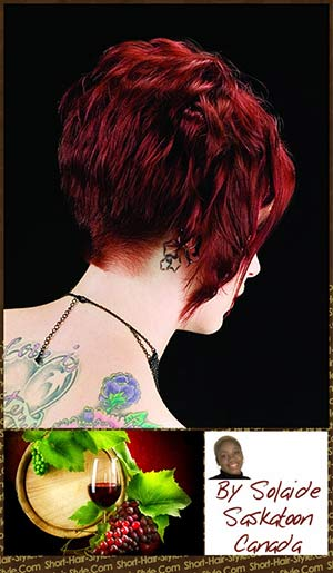 red vine intense hair color