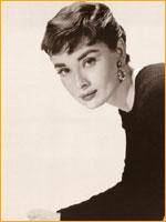 Audrey Hepburn classic short crop