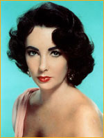 Elizabeth Taylor with more wave and body