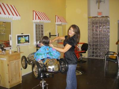 Happy Kids Haircuts Salon For Kids Ny.