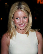 Kelly Ripa s hair is a medium