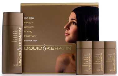 Liquid Keratin - Product Review