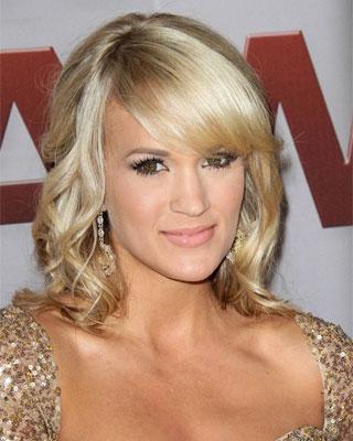 blonde shoulder length hair with fringe inexpensive