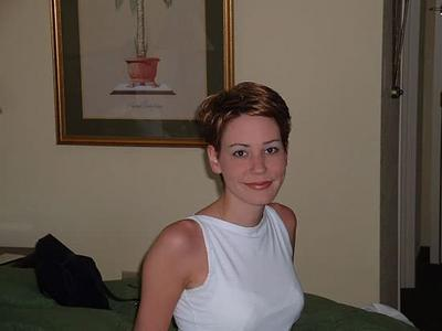 My first short hair cut