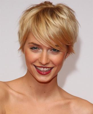 Next Step In Growing A Pixie Haircut