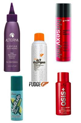 What is your favorite dry Shampoo?