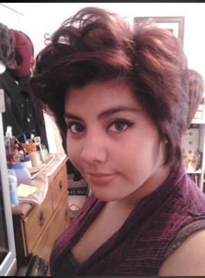 Maria De Jesus Mejia- short & spunky curls