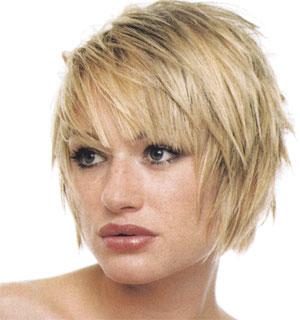 Short Hair Full Of Texture Frame The Face