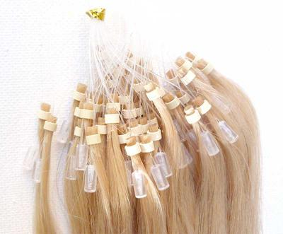Short hair micro loop hair extensions pmusecretfo Image collections