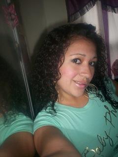 Shoulder-length Curly Hair