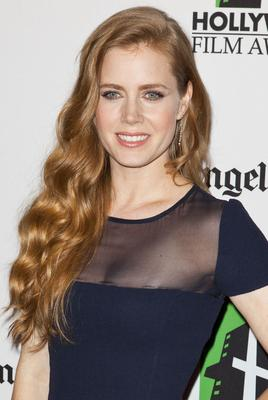 Amy Adams with Red Golden Blond