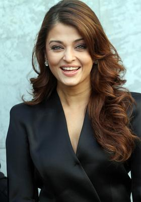 Warm olive skin with green eyes - Aishwarya Rai