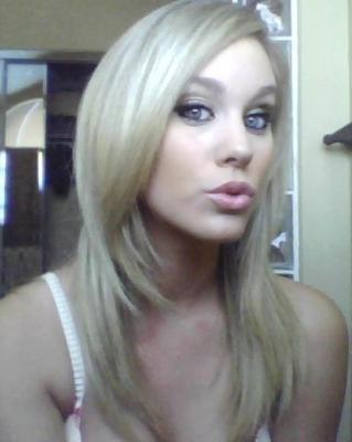 Blonde look
