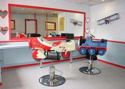 Snips at Snakes & Ladders Ipswich - Children Hairdressing