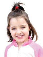 kids Simple Hair Style